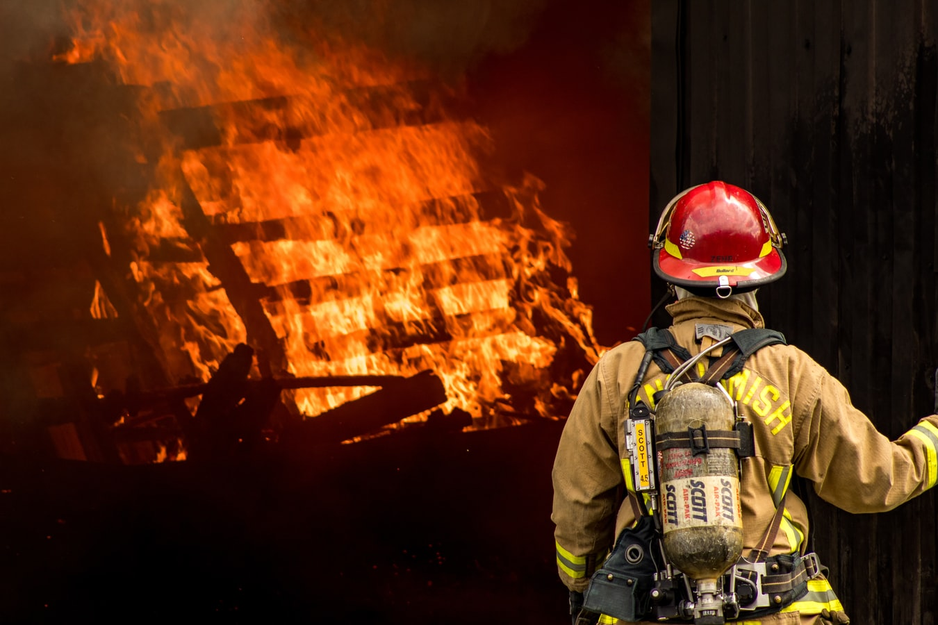 Thank you to the Fire Fighters & EMT's Battling Wildfires
